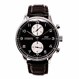 IWC Schaffhausen IW3714-04 Stainless Steel 41mm Mens Watch