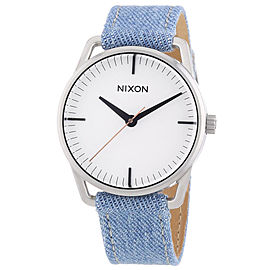 Nixon A129-1601 Stainless Steel 38mm Mens Watch