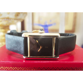 Cartier Must De Vintage 21mm Womens Watch