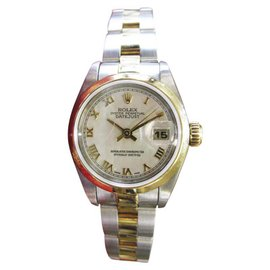 Rolex Datejust 69173 25mm Womens Watch