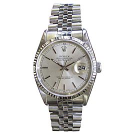 Rolex Datejust 16014 36mm Mens Vintage Watch