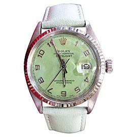 Rolex Datejust 1601 36mm Mens Vintage Watch
