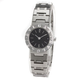 Bulgari Bvlgari BB23SSD Stainless Steel 23mm Womens Watch