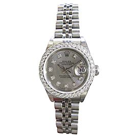 Rolex Datejust 69174 25mm Womens Vintage Watch