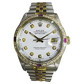 Rolex Datejust 16013 36mm Mens Vintage Watch