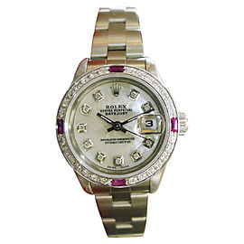 Rolex Datejust 69174 25mm Womens Watch