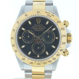Rolex Daytona 116523 Stainless Steel & 18K Yellow Gold Automatic 40mm Mens Watch