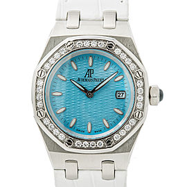 Audemars Piguet Royal Oak 67601ST.ZZ.D034CR.01 33mm Womens Watch