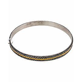 Gurhan 24K Yellow Gold Sterling Silver Lancelot Bracelet