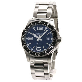 Longines Hydro Conquest L3.640.4 Stainless Steel 40mm Mens Watch