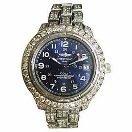 Breitling Colt Chronometer A74350 38mm Unisex Watch