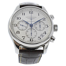 Longines Master Collection L2.693.4 45mm Mens Watch