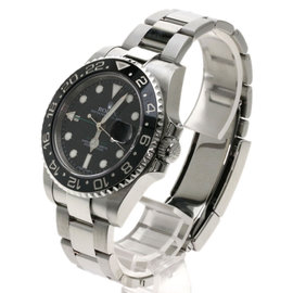 Rolex GMT-Master 116710LN 40mm Mens Watch