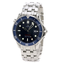 Omega Seamaster 2221-80 40mm Mens Watch