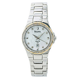 Bulova Marine Star 30mm Womens Watch