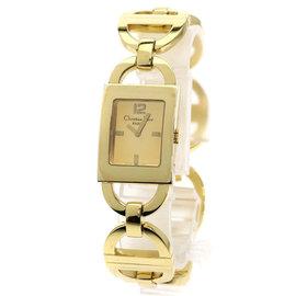 Christian Dior D78-159 19mm Womens Watch