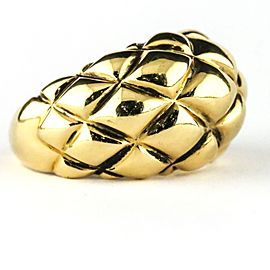 Chaumet Yellow Gold Womens Ring