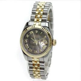 Rolex Datejust 179173NRD 26mm Womens Watch