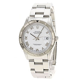 Rolex Datejust Thunderbird 16264 36mm Mens Watch