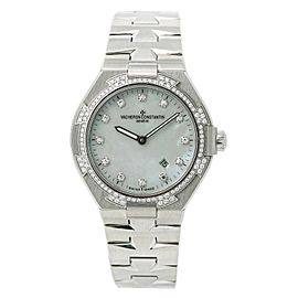 Vacheron Constantin Overseas 25750 34mm Womens Watch