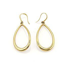 Tiffany & Co. 18K Yellow Gold Garden Drop Earrings