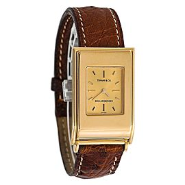 Tiffany & Co. Schlumberger 20mm Womens Watch