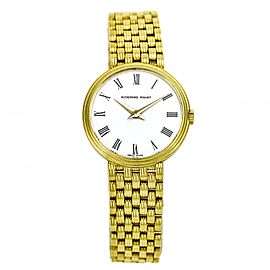 Vintage Ladies Audemars Piguet 18k Gold Watch