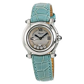 Chopard Happy Sport 27/8245 Womens 26mm Watch