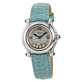 Chopard Happy Sport 27/8245 Womens 26mm Watch