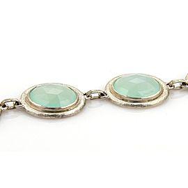 Gurhan Sterling Sterling Silver Chalcedony Bracelet
