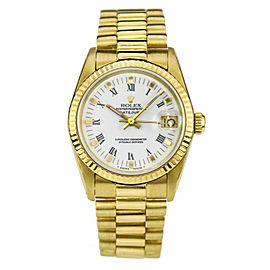 Rolex Datejust 6827631mm Womens Watch