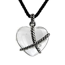 David Yurman 30 Sterling Silver Necklace