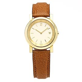 Bvlgari Anfiteatro AT35GL 35mm Unisex Watch
