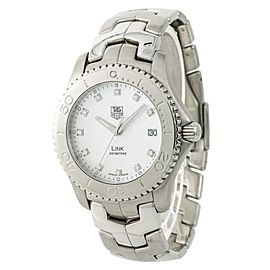 Tag Heuer Link WJ1114-0 39mm Mens Watch