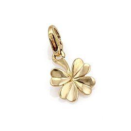 Chanel 18k 18K Yellow Gold Pendant