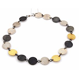Gurhan Lush 24K Yellow Gold, Sterling Silver Necklace