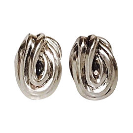 Tiffany & Co. Sterling Silver Clip-On Earrings