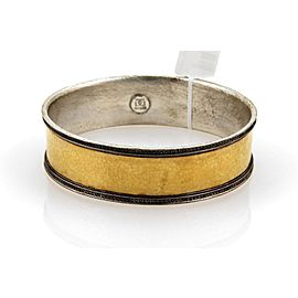 Gurhan Lancelot 24K Yellow Gold, Sterling Silver Bracelet