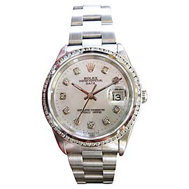 Rolex Datejust 1500 34mm Mens Watch