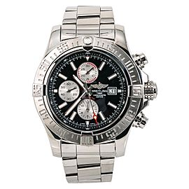 Breitling Super Avenger II A13371 48mm Mens Watch