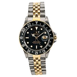 Rolex GMT-Master 16753 40mm Mens Watch