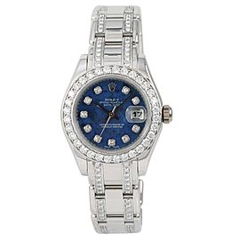 Rolex Masterpiece 80319 29mm Womens Watch