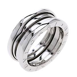 Bulgari B-zero Ring 18K White Gold Size 5.5