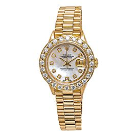 Rolex Datejust 69178 30mm Womens Watch