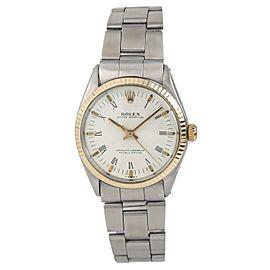 Rolex Oyster Perpetual 1002 Vintage 36mm Mens Watch