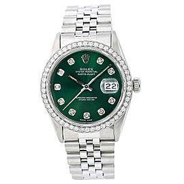 Rolex Datejust 16014 Vintage 38mm Mens Watch