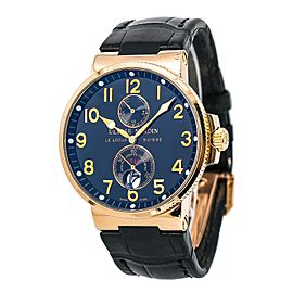 Ulysse Nardin Marine 266-66 44mm Mens Watch