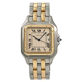 Cartier Panthere De Cartier 187957 33mm Mens Watch