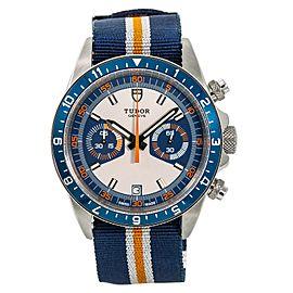 Tudor Heritage 70330 45mm Mens Watch