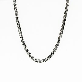 David Yurman Wheat Chain in Sterling Silver